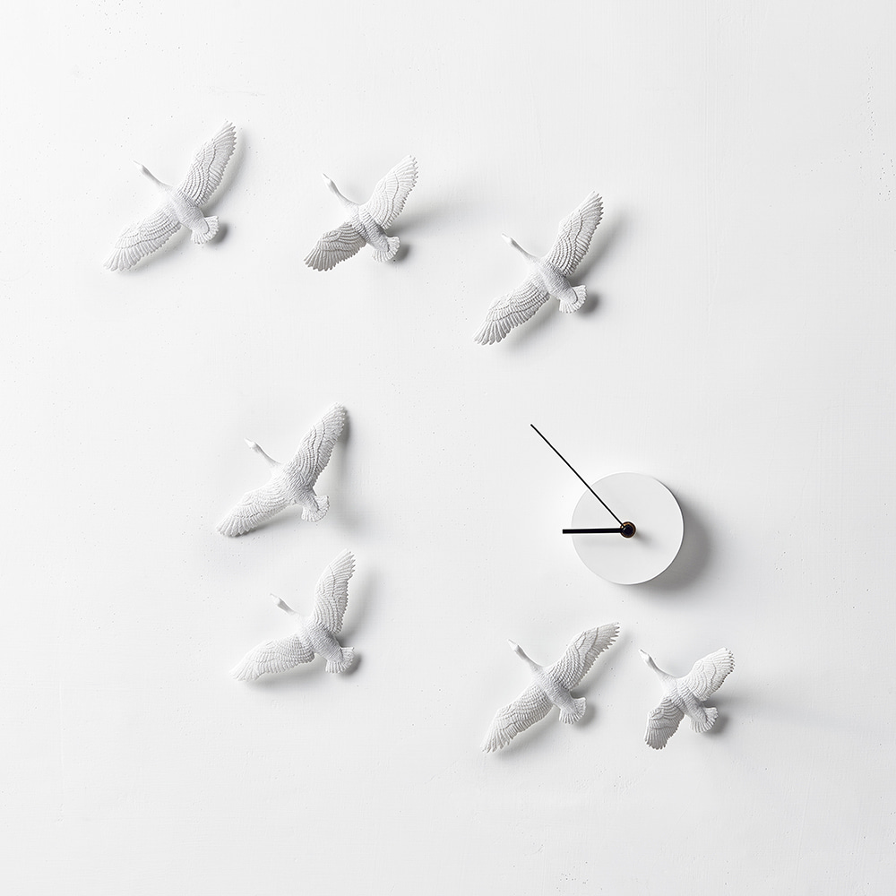 Migrantbird X CLOCK - C Form