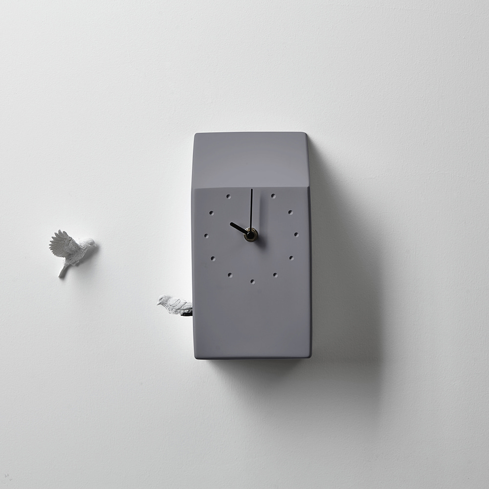 Cuckoo X CLOCK - Home (Dark Gray)