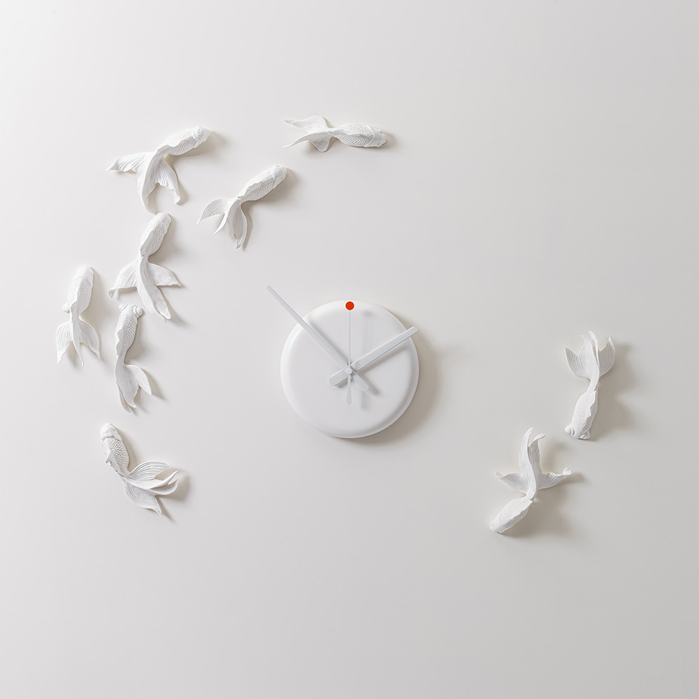 Goldfish X CLOCK
