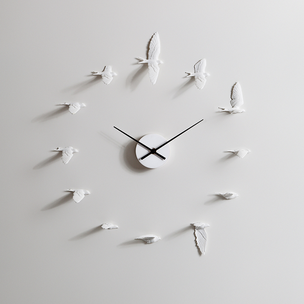 Swallow X CLOCK