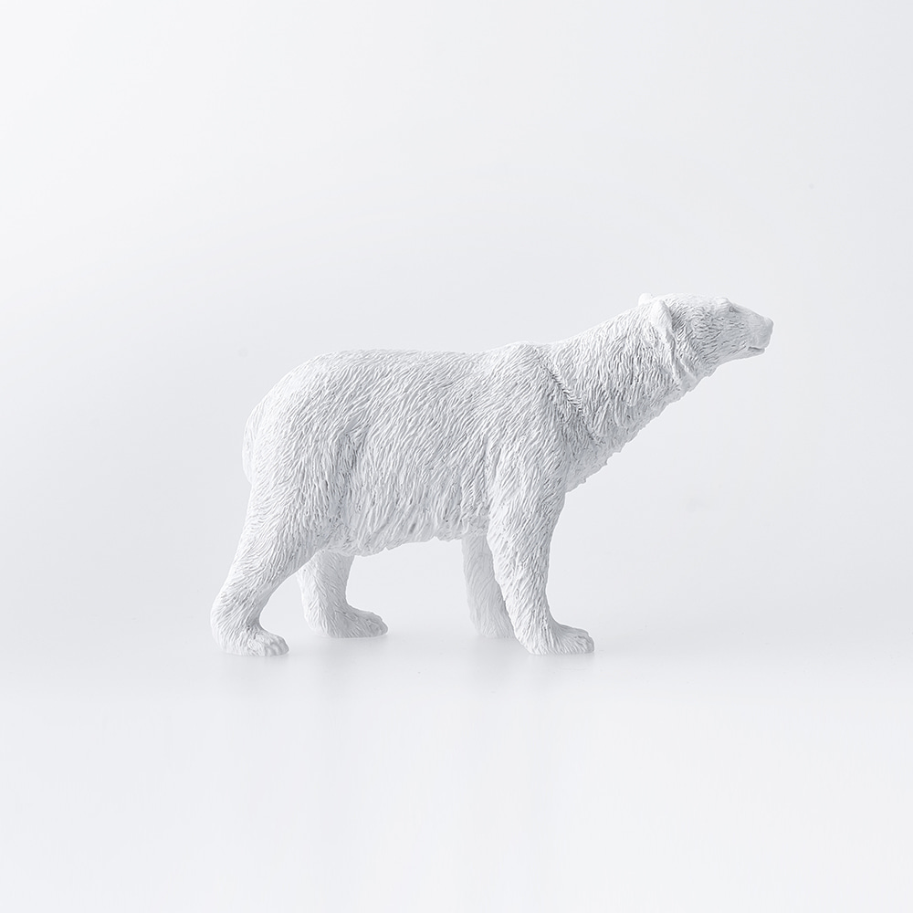 Polar bear X Paperweight