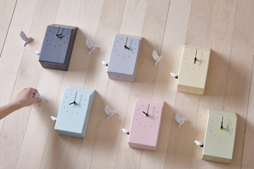 Cuckoo X CLOCK - Colorful